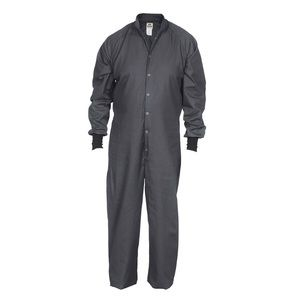REED Charcoal No Pocket Speedsuit Coverall - L Reg